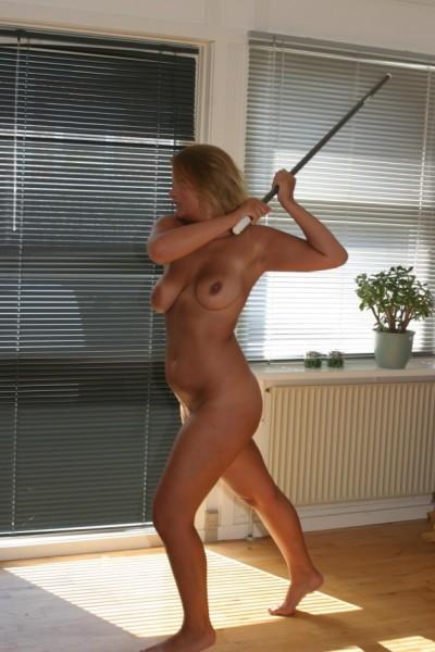 Big Tits Amateur Blonde Girl