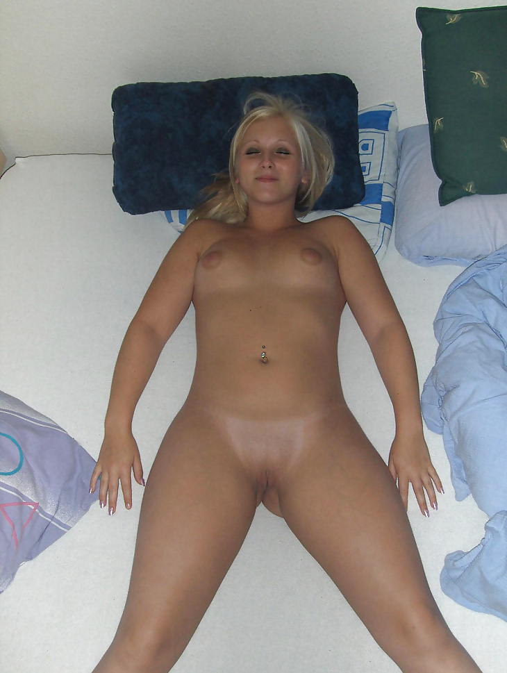 Sexy Swedish Blonde Naked Teen Annisette